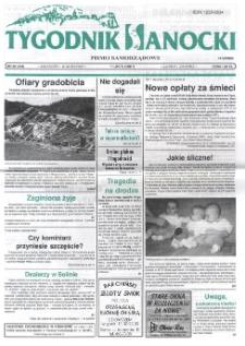Tygodnik Sanocki, 2000, nr 28
