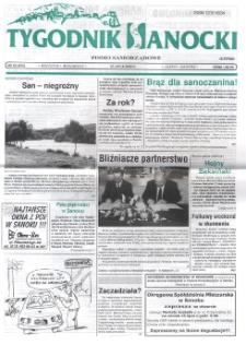 Tygodnik Sanocki, 2000, nr 29