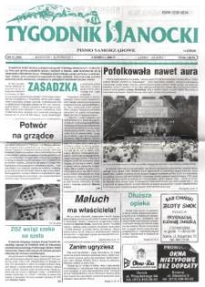Tygodnik Sanocki, 2000, nr 31