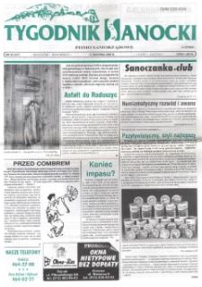 Tygodnik Sanocki, 2000, nr 32