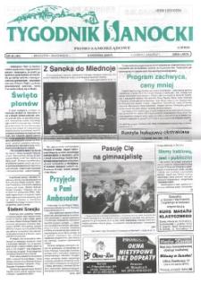 Tygodnik Sanocki, 2000, nr 36