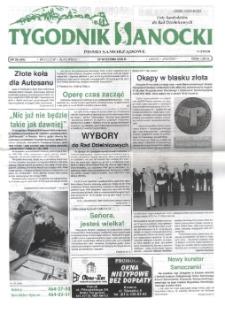 Tygodnik Sanocki, 2000, nr 39