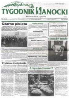 Tygodnik Sanocki, 2000, nr 43