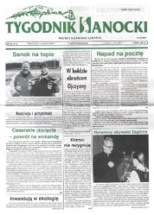 Tygodnik Sanocki, 2000, nr 46