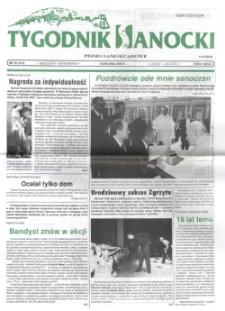 Tygodnik Sanocki, 2000, nr 49
