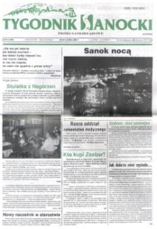 Tygodnik Sanocki, 2001, nr 3