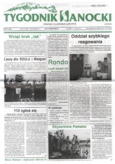 Tygodnik Sanocki, 2001, nr 4