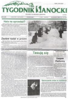 Tygodnik Sanocki, 2001, nr 5