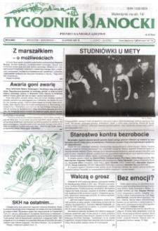 Tygodnik Sanocki, 2001, nr 6