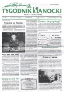 Tygodnik Sanocki, 2001, nr 9