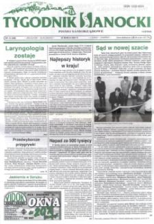 Tygodnik Sanocki, 2001, nr 13
