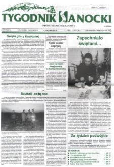 Tygodnik Sanocki, 2001, nr 14