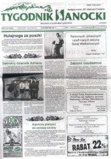 Tygodnik Sanocki, 2001, nr 15-16