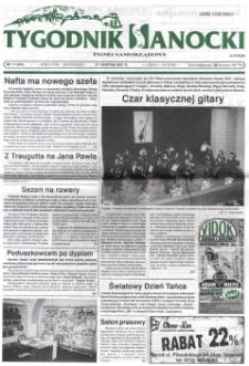 Tygodnik Sanocki, 2001, nr 17