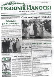 Tygodnik Sanocki, 2001, nr 19