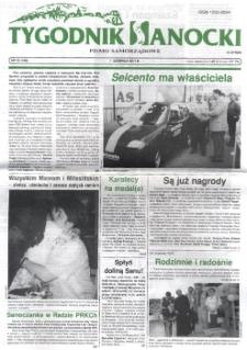 Tygodnik Sanocki, 2001, nr 22