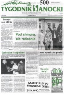 Tygodnik Sanocki, 2001, nr 23