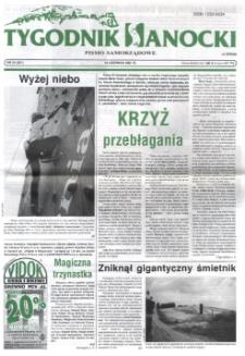 Tygodnik Sanocki, 2001, nr 24