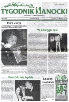 Tygodnik Sanocki, 2001, nr 25