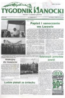 Tygodnik Sanocki, 2001, nr 26