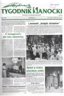 Tygodnik Sanocki, 2001, nr 27