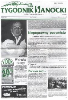 Tygodnik Sanocki, 2001, nr 28