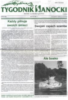 Tygodnik Sanocki, 2001, nr 29