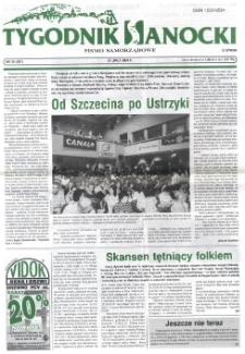 Tygodnik Sanocki, 2001, nr 30