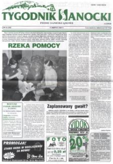 Tygodnik Sanocki, 2001, nr 32
