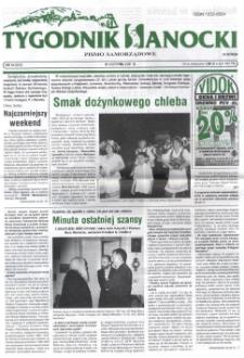 Tygodnik Sanocki, 2001, nr 34