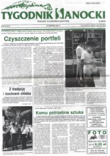 Tygodnik Sanocki, 2001, nr 35