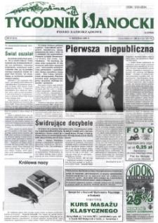 Tygodnik Sanocki, 2001, nr 37