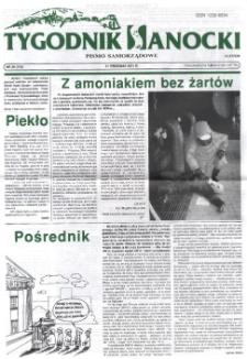 Tygodnik Sanocki, 2001, nr 38