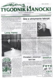 Tygodnik Sanocki, 2001, nr 39
