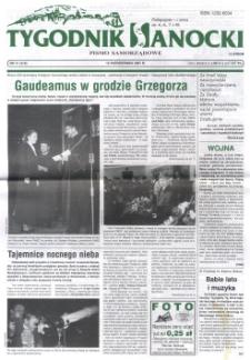 Tygodnik Sanocki, 2001, nr 41