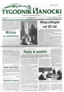 Tygodnik Sanocki, 2001, nr 46