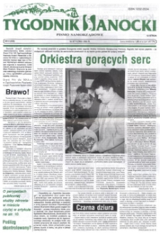 Tygodnik Sanocki, 2002, nr 3