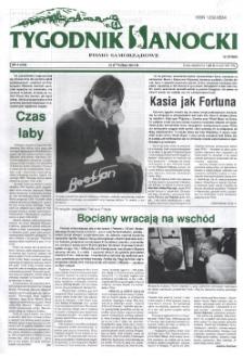 Tygodnik Sanocki, 2002, nr 4