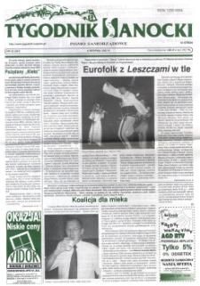 Tygodnik Sanocki, 2002, nr 32