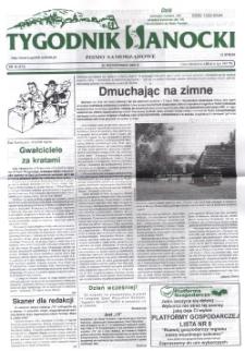 Tygodnik Sanocki, 2002, nr 43
