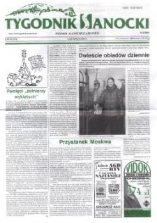 Tygodnik Sanocki, 2002, nr 45