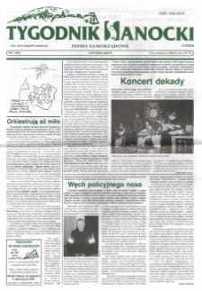 Tygodnik Sanocki, 2003, nr 1