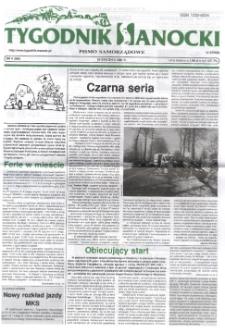 Tygodnik Sanocki, 2003, nr 4