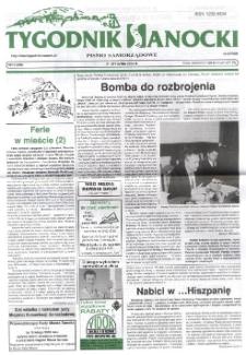 Tygodnik Sanocki, 2003, nr 5