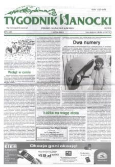 Tygodnik Sanocki, 2003, nr 6