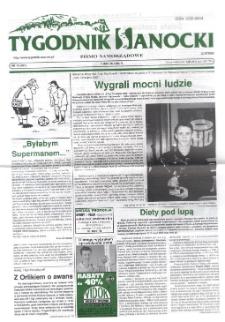 Tygodnik Sanocki, 2003, nr 10