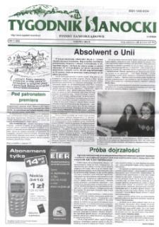 Tygodnik Sanocki, 2003, nr 11