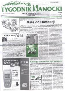 Tygodnik Sanocki, 2003, nr 13
