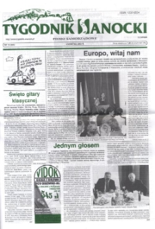 Tygodnik Sanocki, 2003, nr 14