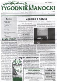 Tygodnik Sanocki, 2003, nr 15